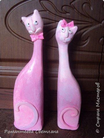 Здравствуйте! Представляю вашему вниманию своих влюблённых котиков. фото 8