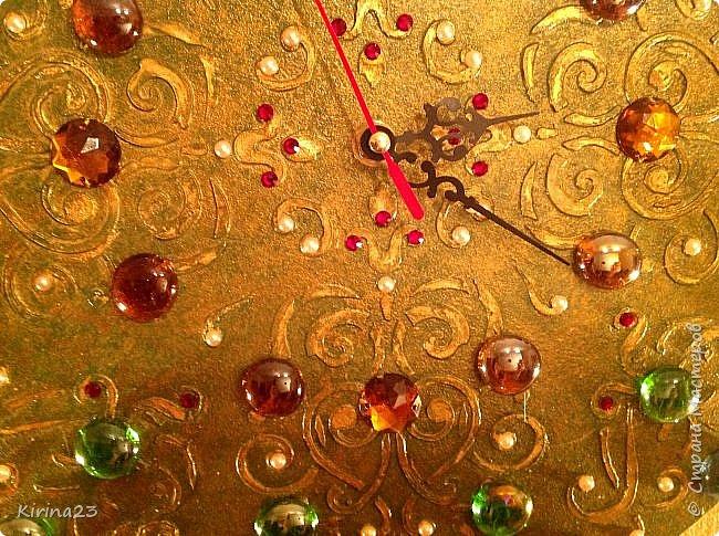 Часы- мандала фото 3