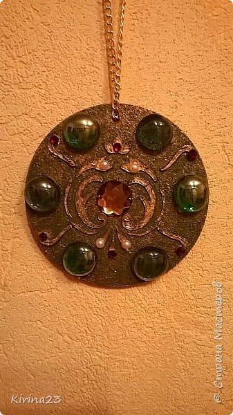 Часы- мандала фото 6