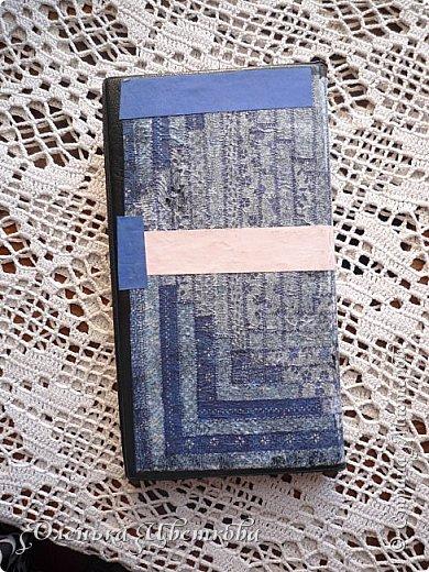 Это готовый блокнот. Изначально он был просто черный. Вот ссылка на конкурс http://stranamasterov.ru/node/999334. фото 4