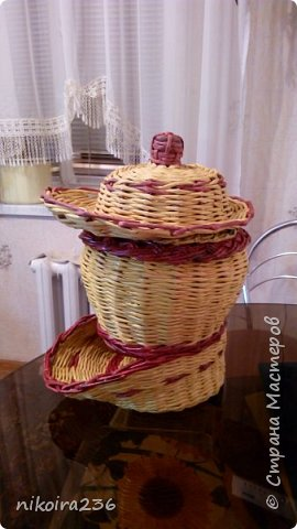 Домик для лука и чеснока фото 1