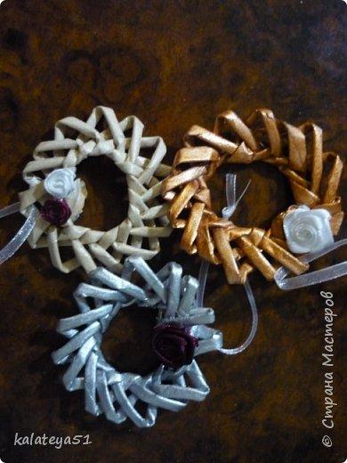 мои плетения из газет фото 9