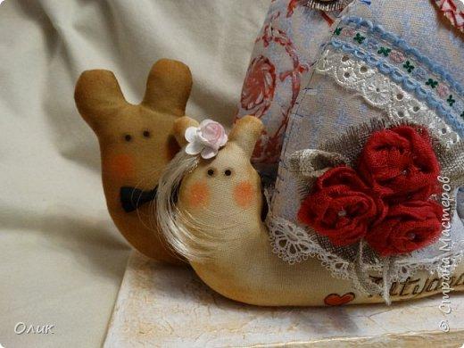Свадебные улиточки. фото 1