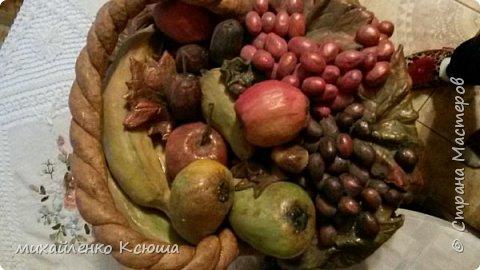 Корзинка с фруктами фото 1