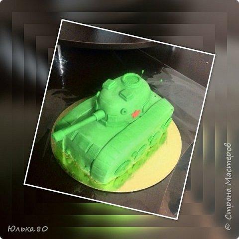 Мастичные тортики