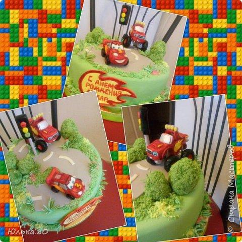 Все та же мастика и тортики фото 7