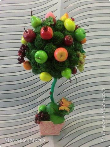 """Топиарий """" Яблоня в цвету """" фото 2"""