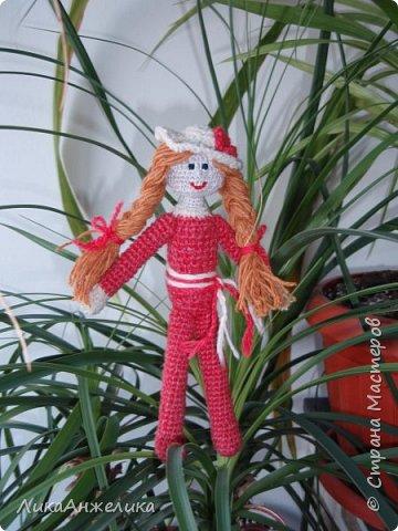 вот такой у меня получился винипушек:), его совсем легко делать, а вот с куколками посложнее фото 3