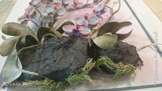 Привет всем! ДРУЗЬЯ, хочу Вам показать несколько своих совсем-совсем новых работ - орхидеи и розы; а так же  работы моих учеников - взрослых, которые приходят ко мне в студию. У нас такая творческая атмосфера царит, столько идей, творчества, настроения! Приходите и Вы, двери всегда открыты, будем рады!  фото 9