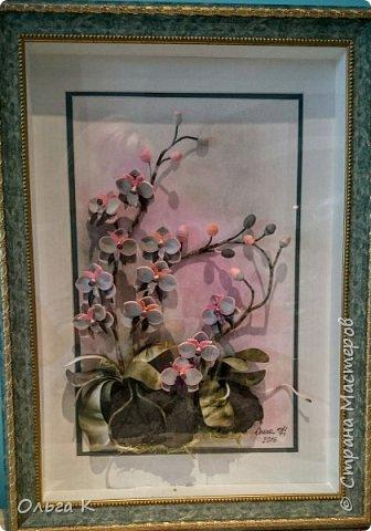 Привет всем! ДРУЗЬЯ, хочу Вам показать несколько своих совсем-совсем новых работ - орхидеи и розы; а так же  работы моих учеников - взрослых, которые приходят ко мне в студию. У нас такая творческая атмосфера царит, столько идей, творчества, настроения! Приходите и Вы, двери всегда открыты, будем рады!  фото 8