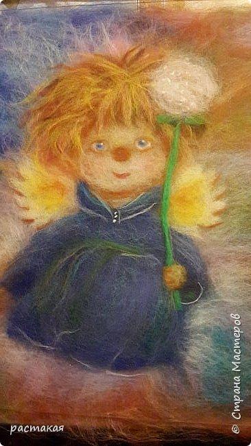 Ангелочек по мастер классу Елены Мар. фото 1
