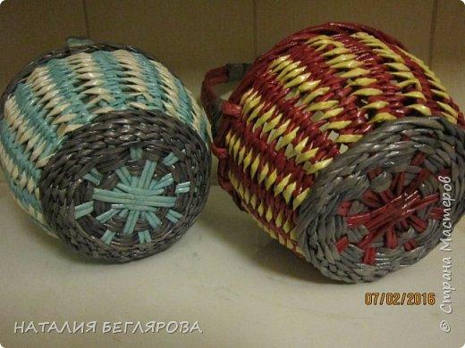 Здравствуйте!       Сегодня показываю плетенки выполненные тем же узором,что и предыдущие. А судить Вам. фото 2