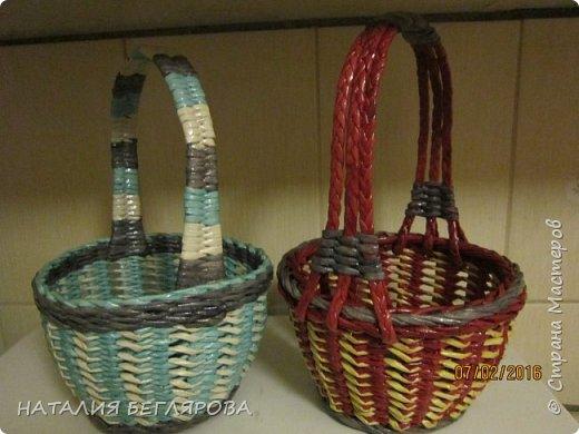 Здравствуйте!       Сегодня показываю плетенки выполненные тем же узором,что и предыдущие. А судить Вам. фото 3