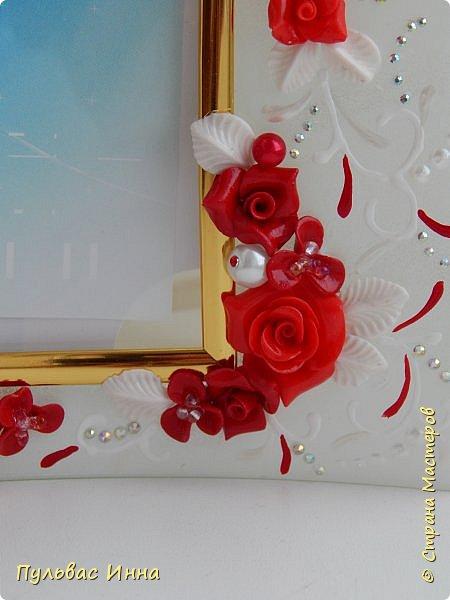 Представляю очередной свадебный наборчик. И опять в красном цвете. Наверное это очень модный в этом сезоне цвет)))) фото 10