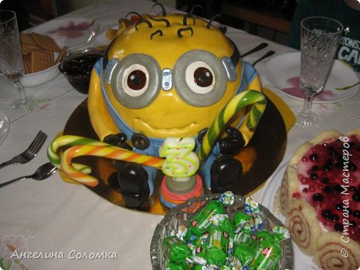 тортик Миньон фото 1