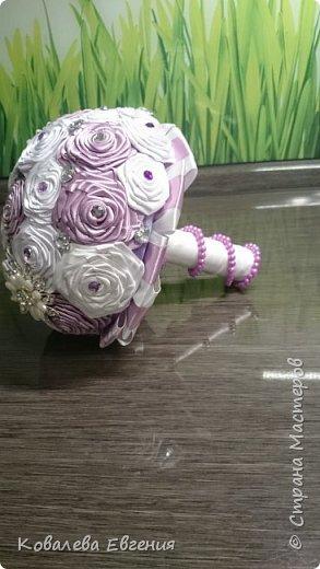 Свадебный букет дублер  фото 2