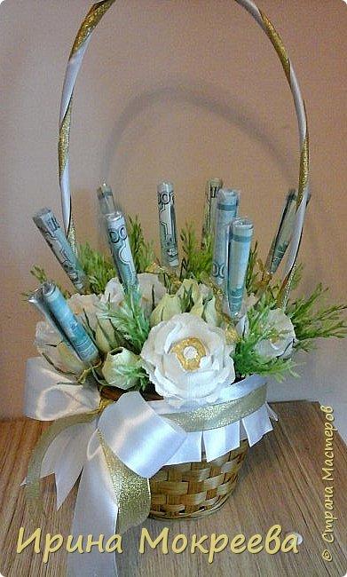 Оригинальный способ подарить деньги на свадьбу. фото 1