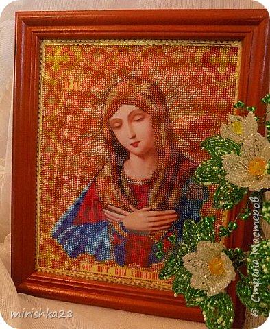 Образ Пресвятой Богородицы Умиление фото 1