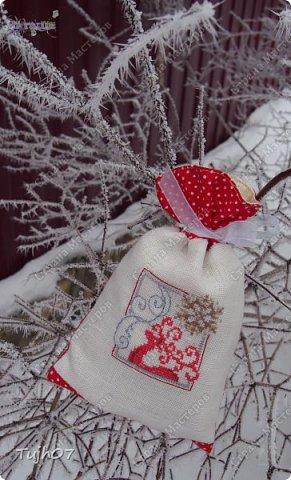 Шубка, шапка, рукавички. На носу сидят синички. Борода и красный нос - Это Дедушка Мороз! /Детские стихи о Дедушке Морозе/ фото 8