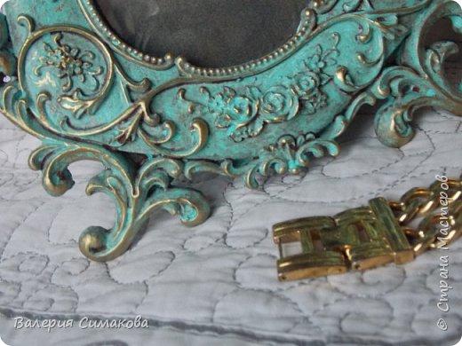 Часики каминные.... не совсем барокко... точнее совсем не барокко))))))))))))скорее деревенский стиль... фото 10