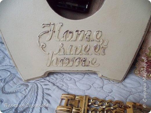 Часики каминные.... не совсем барокко... точнее совсем не барокко))))))))))))скорее деревенский стиль... фото 4
