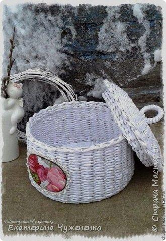 Снег на розах фото 3