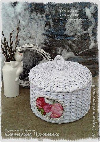 Снег на розах фото 1