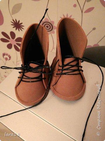 Обувь для кукол фото 2