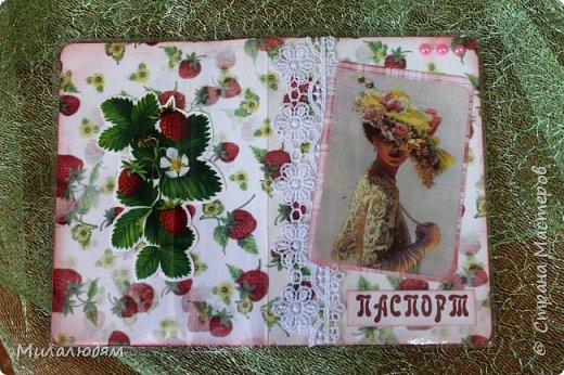 У коллеги в январе был юбилей ягодный. А накануне тезка моя ЛЮДямМИЛАя показала свою кружку http://stranamasterov.ru/node/994002. Очень мне у нее форма понравилась. И вот что получилось у меня. фото 12