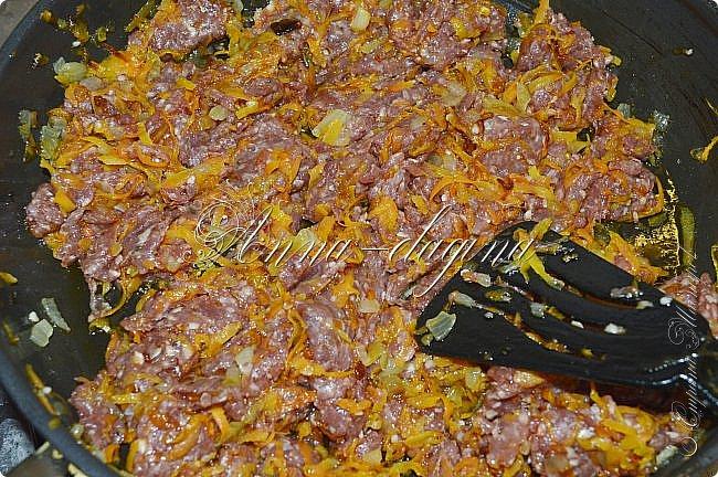 Цветная капуста фаршированная мясным фаршем фото 6