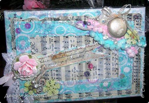 Коробочка Magic box. Сделана в подарок маме. фото 4