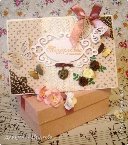 Коробочка Magic box. Сделана в подарок маме. фото 3