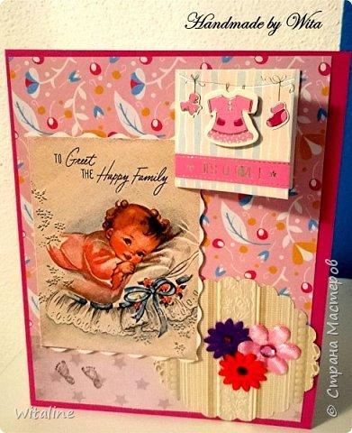 открытка на день рождение, 16x20, это моя 3-тия фото 5