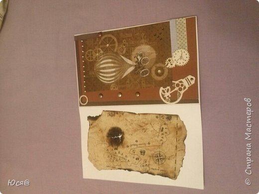 Моя первая открытка фото 2