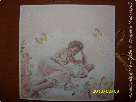 Коробочка для мамы девочек фото 4