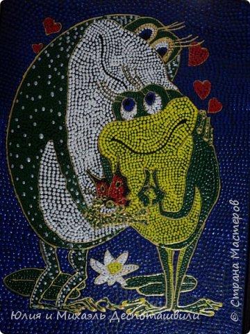 Большая Любовь найдет себе место даже в Маленьком Болотце )))   фото 2
