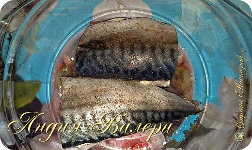 Здравствуйте дорогие друзья!!!) Сегодня делюсь с вами очень вкусной запеченной рыбкой)))  фото 10
