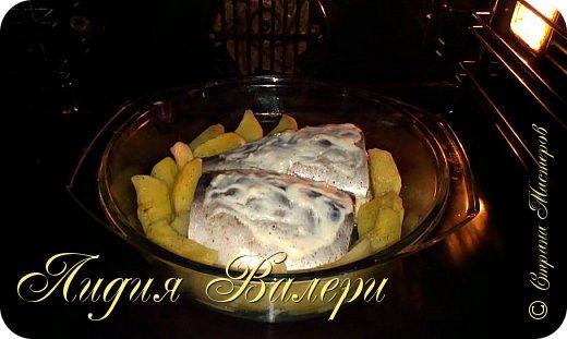 Здравствуйте дорогие друзья!!!) Сегодня делюсь с вами очень вкусной запеченной рыбкой)))  фото 14