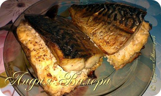 Здравствуйте дорогие друзья!!!) Сегодня делюсь с вами очень вкусной запеченной рыбкой)))  фото 24