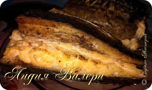 Здравствуйте дорогие друзья!!!) Сегодня делюсь с вами очень вкусной запеченной рыбкой)))  фото 25