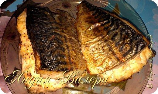 Здравствуйте дорогие друзья!!!) Сегодня делюсь с вами очень вкусной запеченной рыбкой)))  фото 23