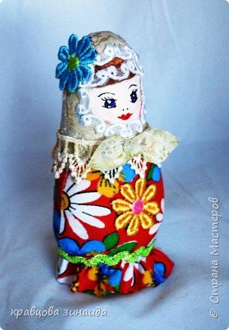 ДОБРЫЙ ВЕЧЕР страна  мастеров , сегодня я к вам с матрешками , давно хотела сделать такие  русские сувениры , вновь применила технику грунтовый текстиль. рассмотрим каждую фото 4