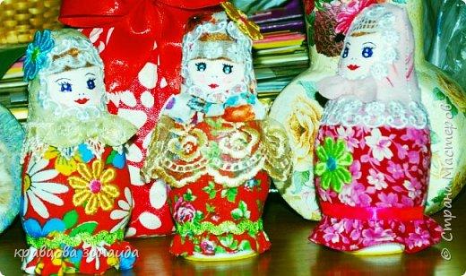 ДОБРЫЙ ВЕЧЕР страна  мастеров , сегодня я к вам с матрешками , давно хотела сделать такие  русские сувениры , вновь применила технику грунтовый текстиль. рассмотрим каждую фото 8