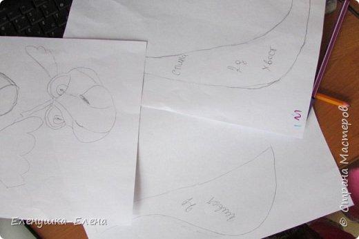 Вот, по заказу внучки, вернее по просьбе сына для дочки))) сшила дракончика из мультика. фото 4