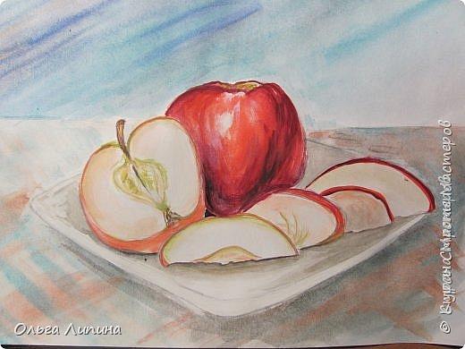 """Вот такие """"яблочки"""" у меня получились фото 4"""