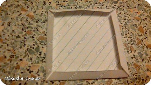 Мастер класс по изготовлению большой коробочки можно найти здесь: http://www.wonderful-day.ru/skoro-svadba/kladovaya-sekretov/sunduchok-dlya-deneg/39-2-master-klass-po-skrapbukingu-korobochka-dlya-deneg. Эта коробочка рассчитана на 27 шоколадок. Для изготовления коробочки на 12 шоколадок подготовьте : Из дизайнерского картона (цвет выбираем по своему вкусу) квадрат 7,5 х 7,5 см 2штуки квадрат 9,5 х 9,5 см 2штуки прямоугольник 6,8 х 19 см 1 штука квадрат 14,8 х 14,8 см 1 штука  фото 7