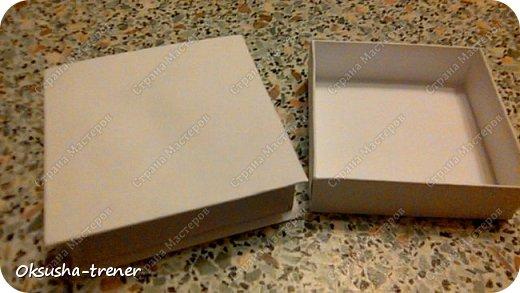 Мастер класс по изготовлению большой коробочки можно найти здесь: http://www.wonderful-day.ru/skoro-svadba/kladovaya-sekretov/sunduchok-dlya-deneg/39-2-master-klass-po-skrapbukingu-korobochka-dlya-deneg. Эта коробочка рассчитана на 27 шоколадок. Для изготовления коробочки на 12 шоколадок подготовьте : Из дизайнерского картона (цвет выбираем по своему вкусу) квадрат 7,5 х 7,5 см 2штуки квадрат 9,5 х 9,5 см 2штуки прямоугольник 6,8 х 19 см 1 штука квадрат 14,8 х 14,8 см 1 штука  фото 20
