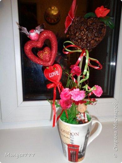 мои чашечки и топиарии. фото 4