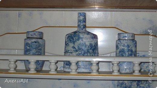 Здравствуйте. Решили с сыном несколько продолжить украшать нашу кухню. Ранее я уже выставляла часть наших работ (http://stranamasterov.ru/node/935712). И вот решили немного увеличить количество предметов. фото 2