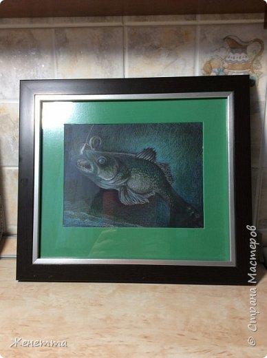 Рыба для рыбака. Я рисую фото 3